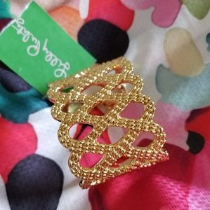 Lilly Pulitzer Cuff Bracelet